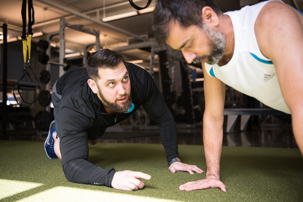 Personal Trainers Downtown Seattle in South Lake Union Near Amazon