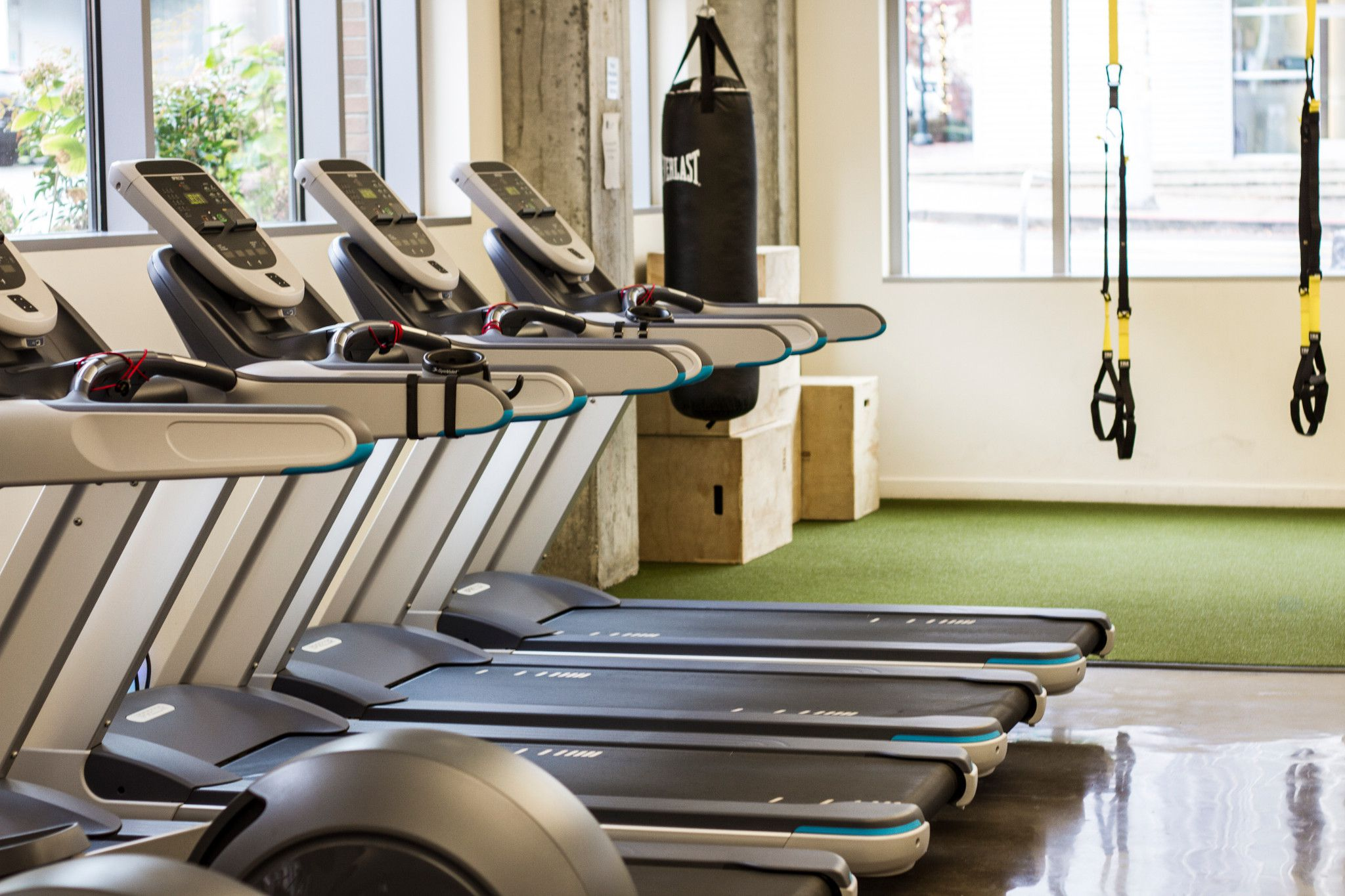 Flow Fitness Seattle - Flow Value Proposition - Gym, Health Club - South Lake Union, Washington