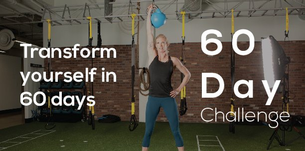 60 day fitness challenge