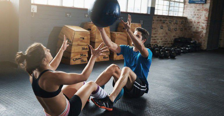 Personal Trainers at Flow Fitness in South Lake Union Area of Seattle Near Amazon